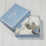 Baby Box Blanket and Toy Gift Box