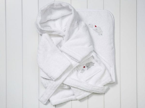 Baby Box Bathrobe Towel
