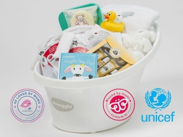 Baby Box Bath Time Kit