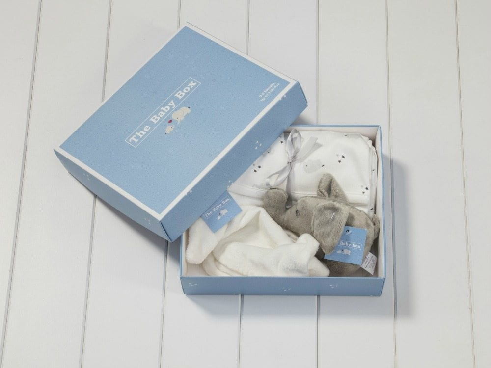Baby Box The Blanket Amp Toy Gift Box By The Baby Box